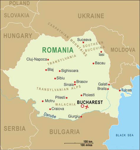 Calendario Rumeno.Notizie Utili Romania Airmar Viaggi Tour Operator